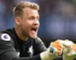 mignolet's agent seeking liverpool exit 'solution' amid barcelona transfer talk