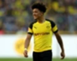 sancho 'had a point to prove' against former team man city in dortmund win
