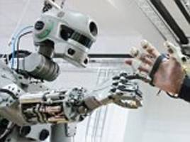 putin's robo-nauts 'to be in space by 2019'
