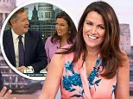 Susanna Reid says Twitter trolls  won't drive her out of Good Morning Britain