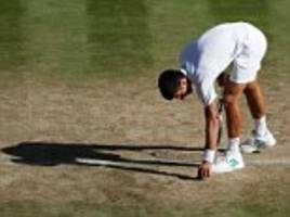 Astroturf on Centre Court? Wimbledon weighing up controversial move