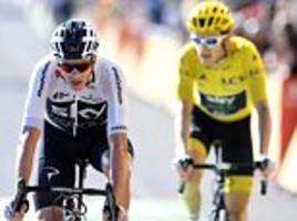 froome or thomas? who will team sky back for the tour de france conclusion?