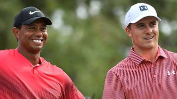 The Open 2018: Jordan Spieth relishes Tiger Woods challenge at Carnoustie
