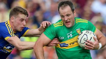 All-Ireland Football Championship Super 8s: Roscommon 0-13 Donegal 0-20