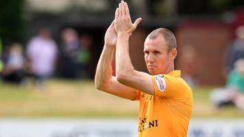 scottish league cup: kenny miller strike secures livi win over annan