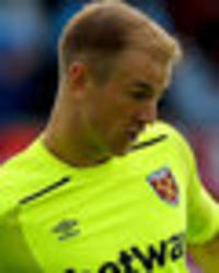 chelsea transfer news: joe hart next club odds - blues favourites to sign man city keeper