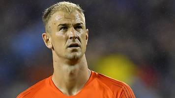 joe hart: manchester city keeper looking for permanent move after two loans