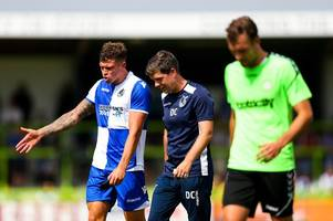 bristol rovers lose to forest green in prep-season - who impressed and how alex rodman fared