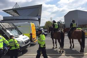 What Avon and Somerset Police charged Bristol City and Bristol Rovers to police matches last season