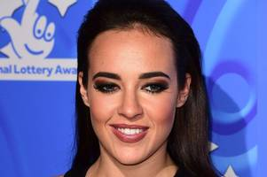 hollyoaks star stephanie davis opens up about being a single mum to tot caben