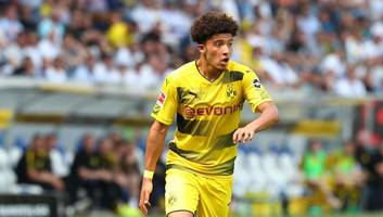 jadon sancho admits he 'had a point to prove' against man city in dortmund's pre-season clash