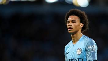 pep guardiola issues new challenge to leroy sane after missing out on german world cup squad