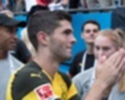 Pulisic banned from winning Man of the Match due to American alcohol laws