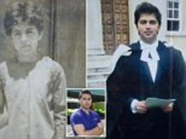 afghan refugee waheed adrian who moved to uk to be cambridge doctor gets peace prize