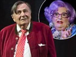 barry humphries, 84, faces backlash over 'anti-trans' comments