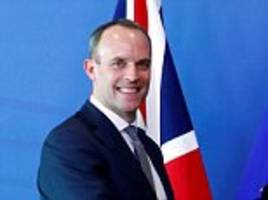 brexit secretary raab vows uk will not pay £40billion 'divorce' bill without trade deal