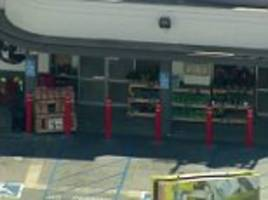 Gunman 'takes hostages' inside a Trader Joe's in Los Angeles