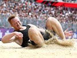 greg rutherford bows out at the muller anniversary games the scene of his greatest glory