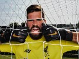 liverpool take £63m hit on alisson after 'passing up chance to sign goalkeeper for just £4m' in 2015