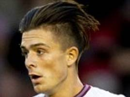 tottenham handed boost in £35m pursuit of jack grealish as he targets champions league football