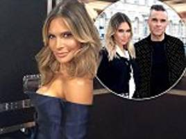 the x factor: robbie williams' wife ayda was 'earning '$1million a year aged 21'