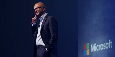 microsoft ceo satya nadella's master plan is clearly working, and the company is soaring towards $1 trillion (msft)
