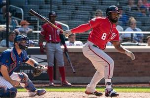 royals acquire brian goodwin from washington for a prospect