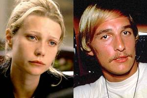 reminder: 'titanic' almost starred matthew mcconaughey and gwyneth paltrow (podcast)