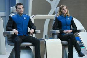 'the orville' visits comic-con and brings new trailer with it (video)