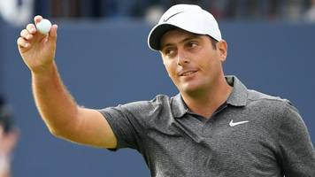 The Open 2018: Francesco Molinari wins Open Championship with birdie at 18