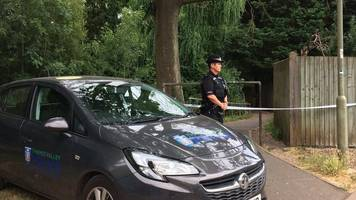 abingdon stabbing: police probe an 'absolute priority'