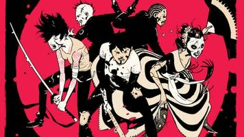 Deadly Class Welcomes Students to King's Dominion at SDCC