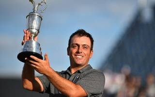 Molinari wins The Open to cap transformative run of form