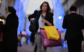 retailers under pressure as profit warnings double to seven-year high