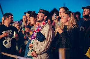 secret cornwall music festival knee deep that george ezra and wolf alice play is back