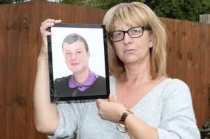 the facebook picture that led to the death of carl gregory and his mum's social media warning