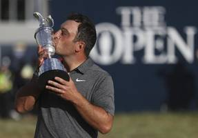 Francesco Molinari works magic to win the Open on thrilling final day
