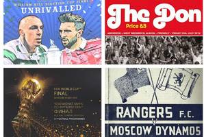 Football fans sick as a parrot as clubs call full-time on matchday programmes