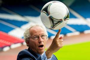 Henry McLeish says Scotland should host 2030 World Cup to revive nation's hope