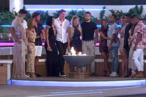 Love Island fans set for more drama as two contestants leave the villa tonight