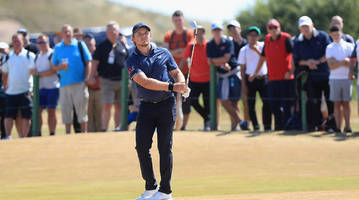 Eddie Pepperell Plays British Open Final Round Hungover; Still Shoots 67
