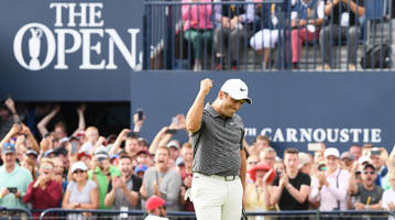 Francesco Molinari Wins British Open, Becomes First Italian Man to Win Major