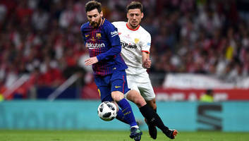 new signing clement lenglet reveals how lionel messi's influence convinced him to join barcelona