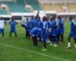 sierra leone coach john keister readies home-based players for afcon qualifiers