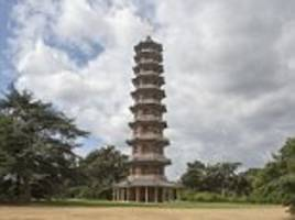 £5million facelift for the kew gardens pagoda built for george iii