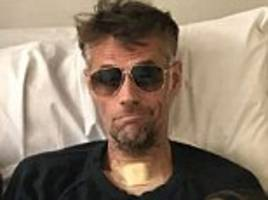 richard bacon describes spending 11 nights in a coma
