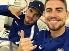maurizio sarri says chelsea hold the power over eden hazard's future as they fly back from australia