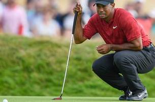 Nick Wright says Tiger Woods' performance in The British Open took him back to the 'mid-2000s'