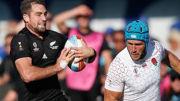 Rugby World Cup Sevens 2018: New Zealand beat England in final