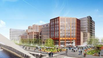 Derelict riverside area to become Barclays banking hub